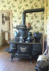 old-stove