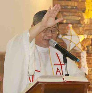Fr. Noel Sebetero, SDB